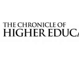 Nebraska faculty, staff, and students have access to current issues online of the Chronicle of Higher Education.