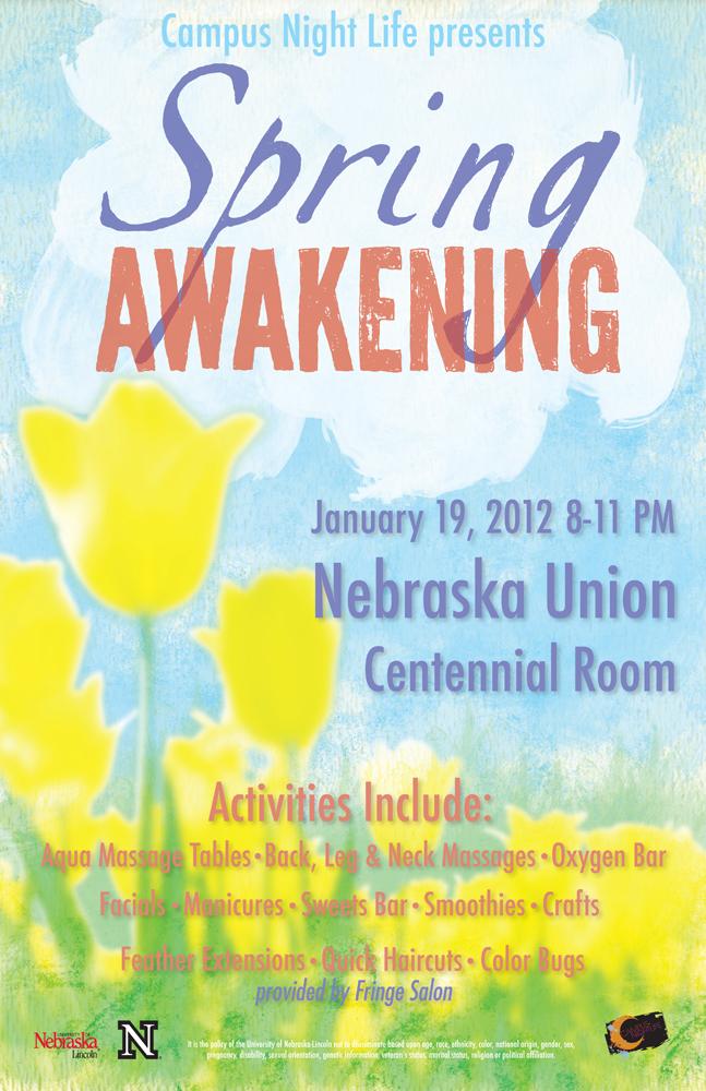 Spring Awakenings