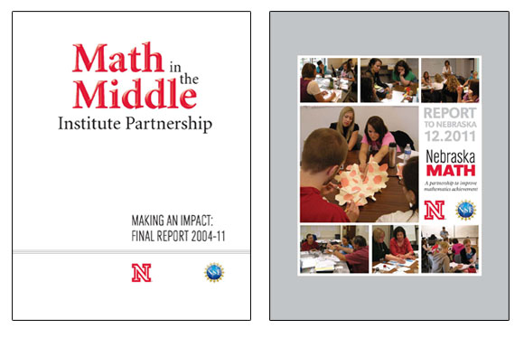 Math in the Middle Final Report and NebraskaMATH Report 2011