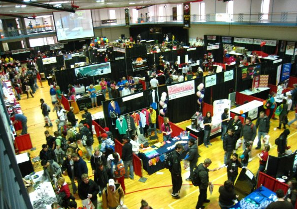 GET REC'd returns for its sixth year Jan. 19-20 in the UNL Campus Rec Center.