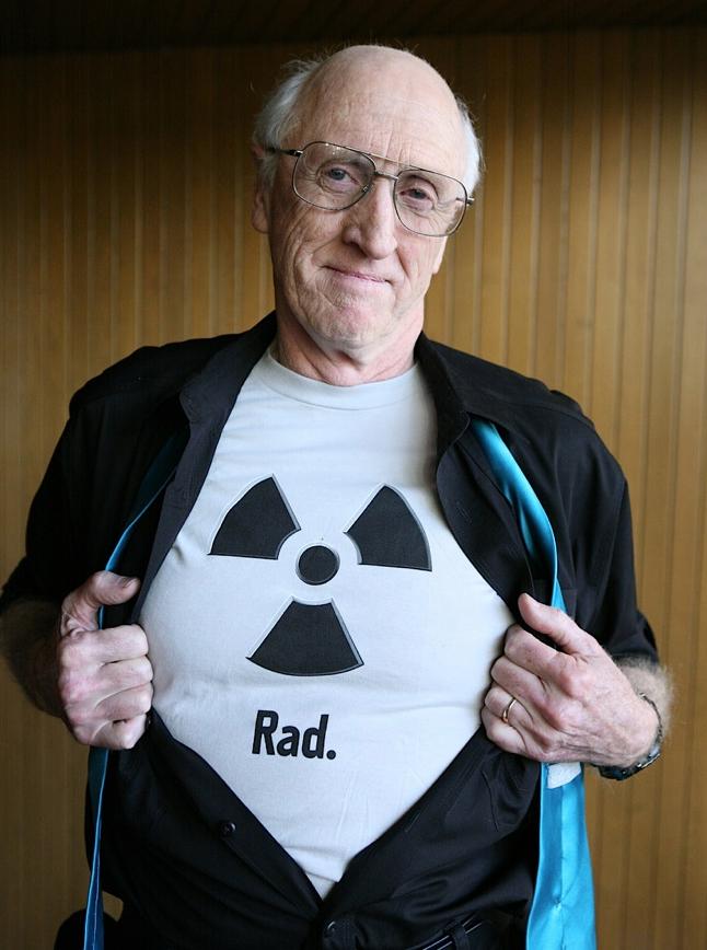 Stewart Brand. Photo courtesy TED/Maria Aufmuth