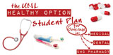 The UNL Healthy Option Student Plan covers medical, dental and pharmacy needs.