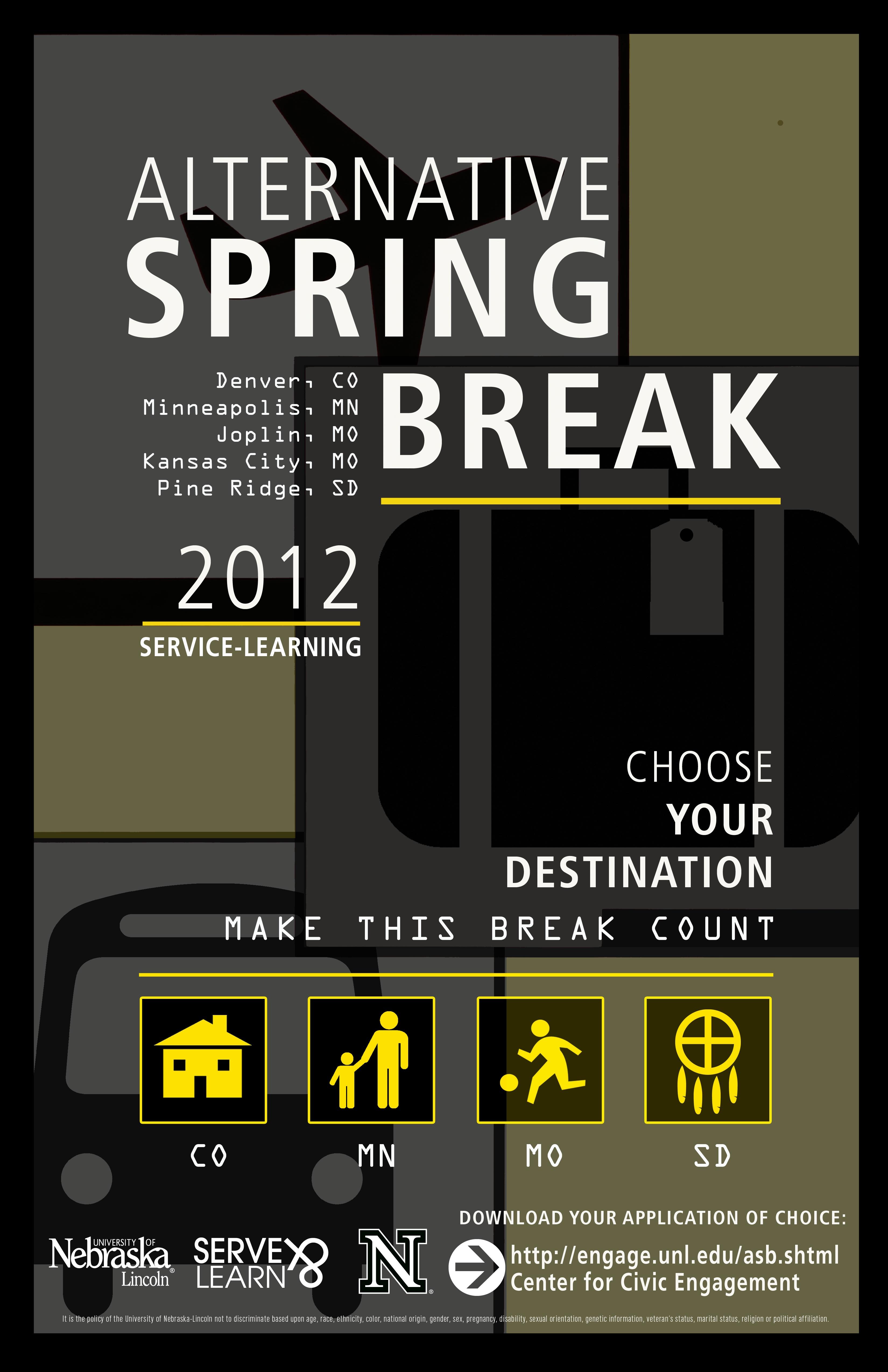 Alternative Service Break