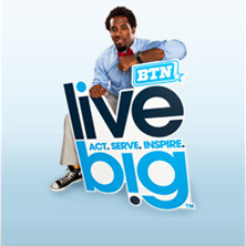 BTN LiveBIG Scholarship for Outstanding Service