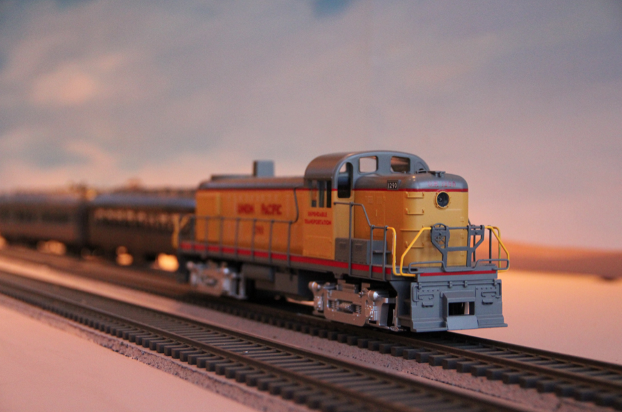 """The exhibit """"Railroads and the Making of Modern America"""" is open through May 20 at the Sheldon Museum of Art."""