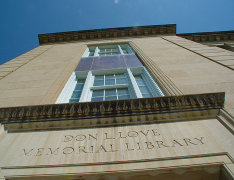 UNL's Love Library