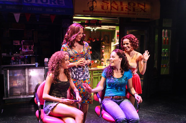 "A scene from the musical ""In the Heights."" Courtesy image."
