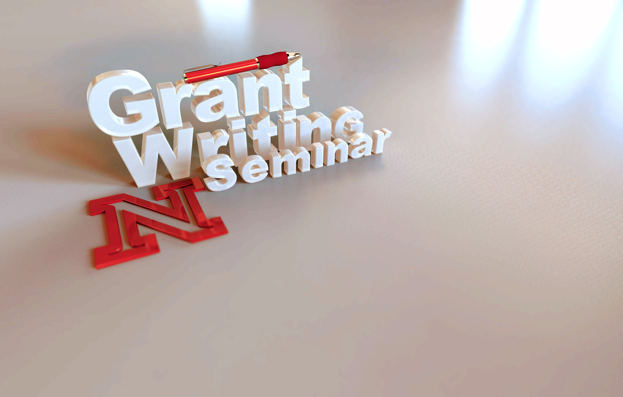 The Office of Research and Economic Development is offering a free grant writing seminar on March 16. Advanced registration is required.