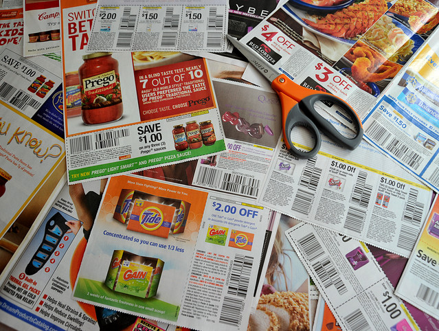 Learn simple couponing tips.