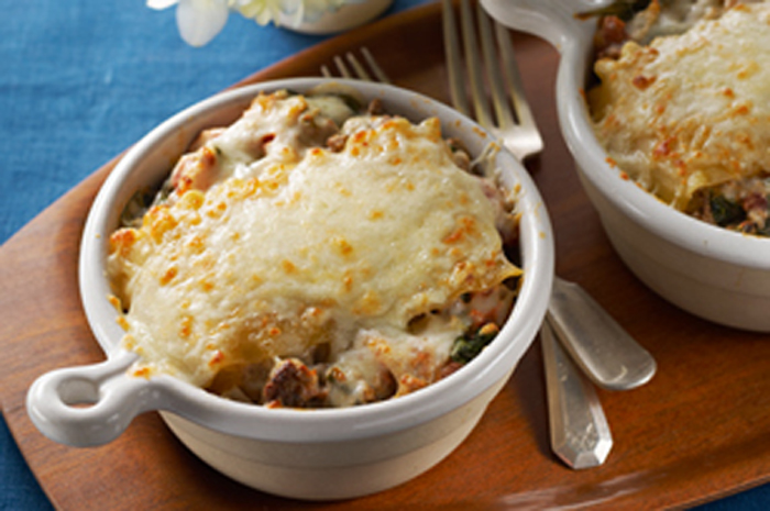Cook this easy Lasagna Bake during the March 13 class.