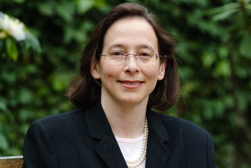 """Pamela Karlan will speak at noon March 14 at Hamann Auditorium on """"Keeping Faith with the Constitution."""""""
