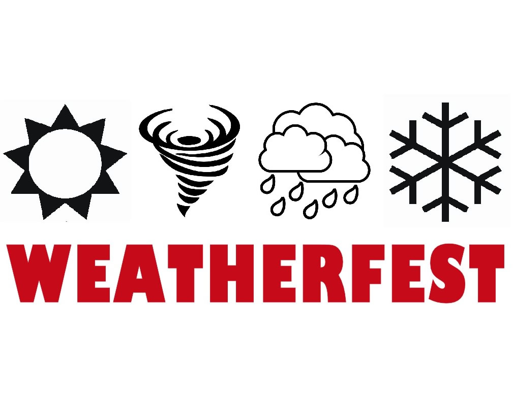 Bring the family to Weatherfest 2012, 9 a.m.-4 p.m. March 31 in Hardin Hall at 33rd and Holdrege.