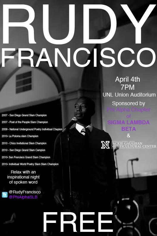 Free Slam Poetry Event!!!
