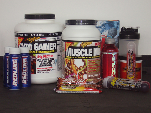 Fuel Your Body: Sports Nutrition Supplements