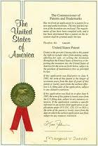 Image of A Patent