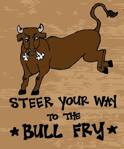 The 2012 Bull Fry and Bull-a-Thon