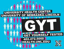 The University Health Center kicks off Get Yourself Tested month at the Nebraska Union from 11a-1p on April 2.