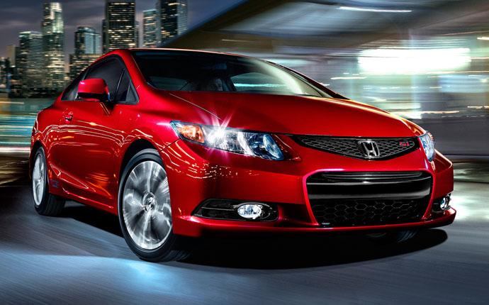 Honda Civic Coupe SI