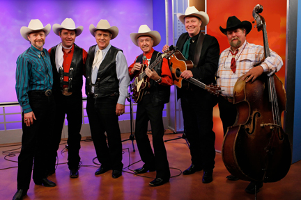 Sons of the Pioneers perform at 7 p.m., April 7 at the Lied Center for Performing Arts.