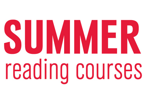 Register for summer reading courses by May 13. Classes start May 14 and end July 20.