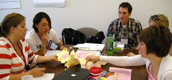 NMSSI's Geometry for Geometry Teachers