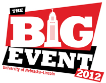 The Big Event is April 21