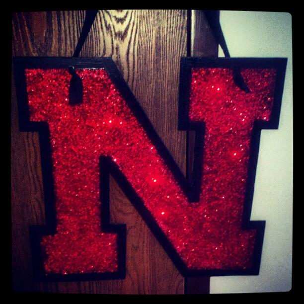 #GBR #Huskers #Nebraska #sparkle #red via http://statigr.am/user/paiiges