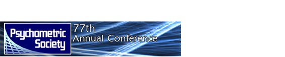 Psychometric Society 77 Annual Conference