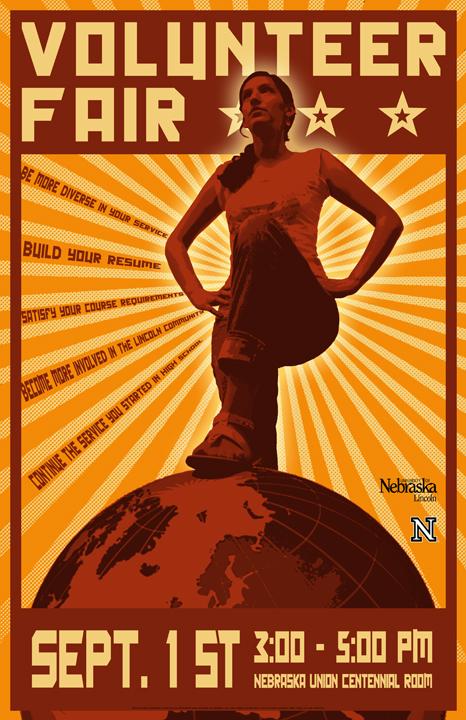 Volunteer Fair | Announce | University of Nebraska-Lincoln
