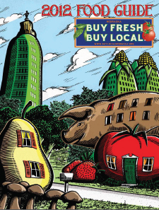 Buy Fresh Local Nebraska 2012-2013 food guides available | Announce