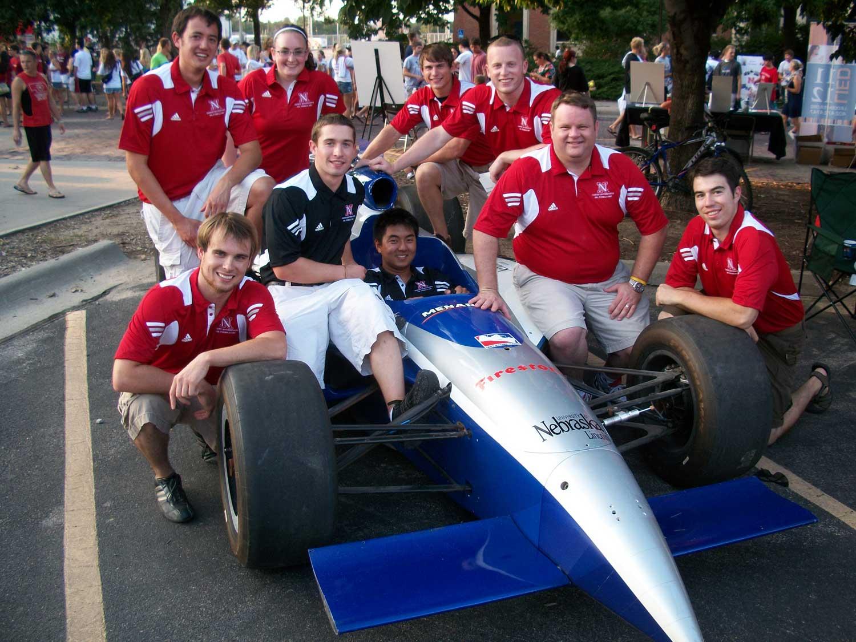 UNL Formula SAE team