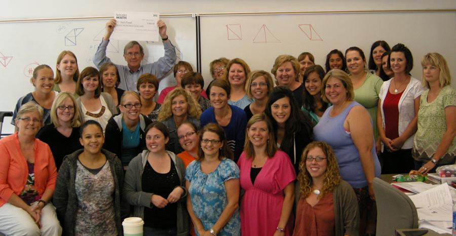 Primarily Math Cohort 3 LPS with Jim Lewis