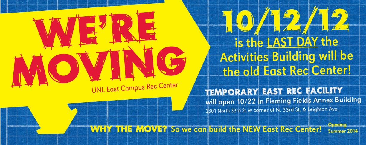 Activities Building will close after Oct. 12.