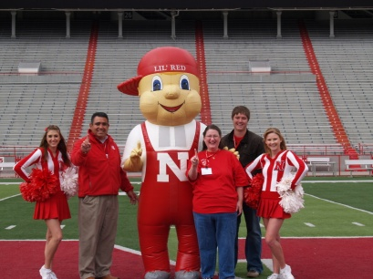We welcome you to UNL Parents Weekend 2012!