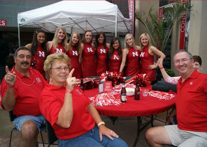 Nebraska Alumni Association hosts Football Fridays