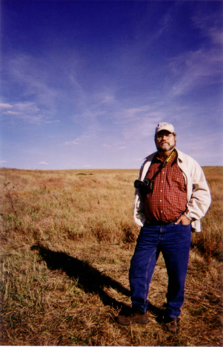 "Nebraska historian John Carter will examine how Nebraska went from ""The Great American Desert"" to the most prolific beef-producing state in the U.S. in a lecture at Hardin Hall Friday, Aug. 31. (Courtesy Photo)"