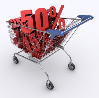http://rebuildcreditscores.com/reduce-debt-with-bargain-shopping/