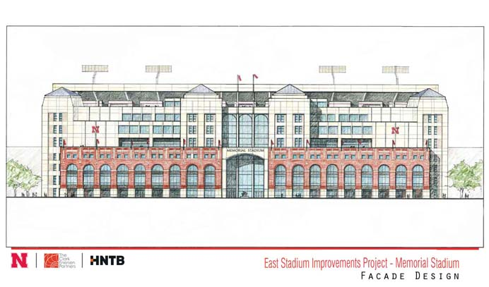 """East Stadium Improvements Project,"" by Clark Enerson Partners"
