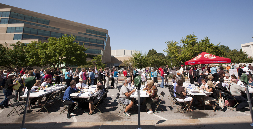 State of the University, service awards, is Sept. 11