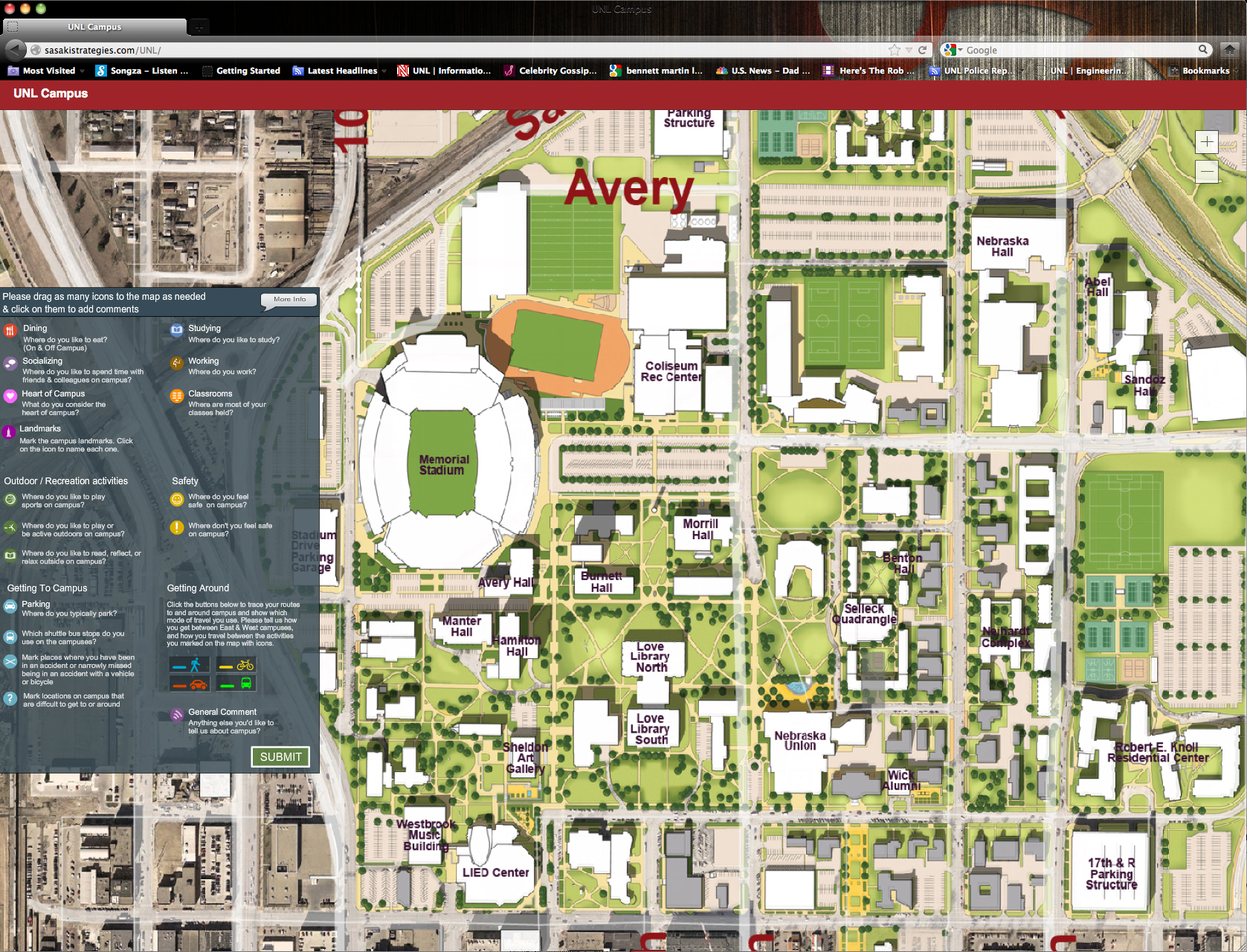 Today Unl Regents Approve New Cba Building Online Map