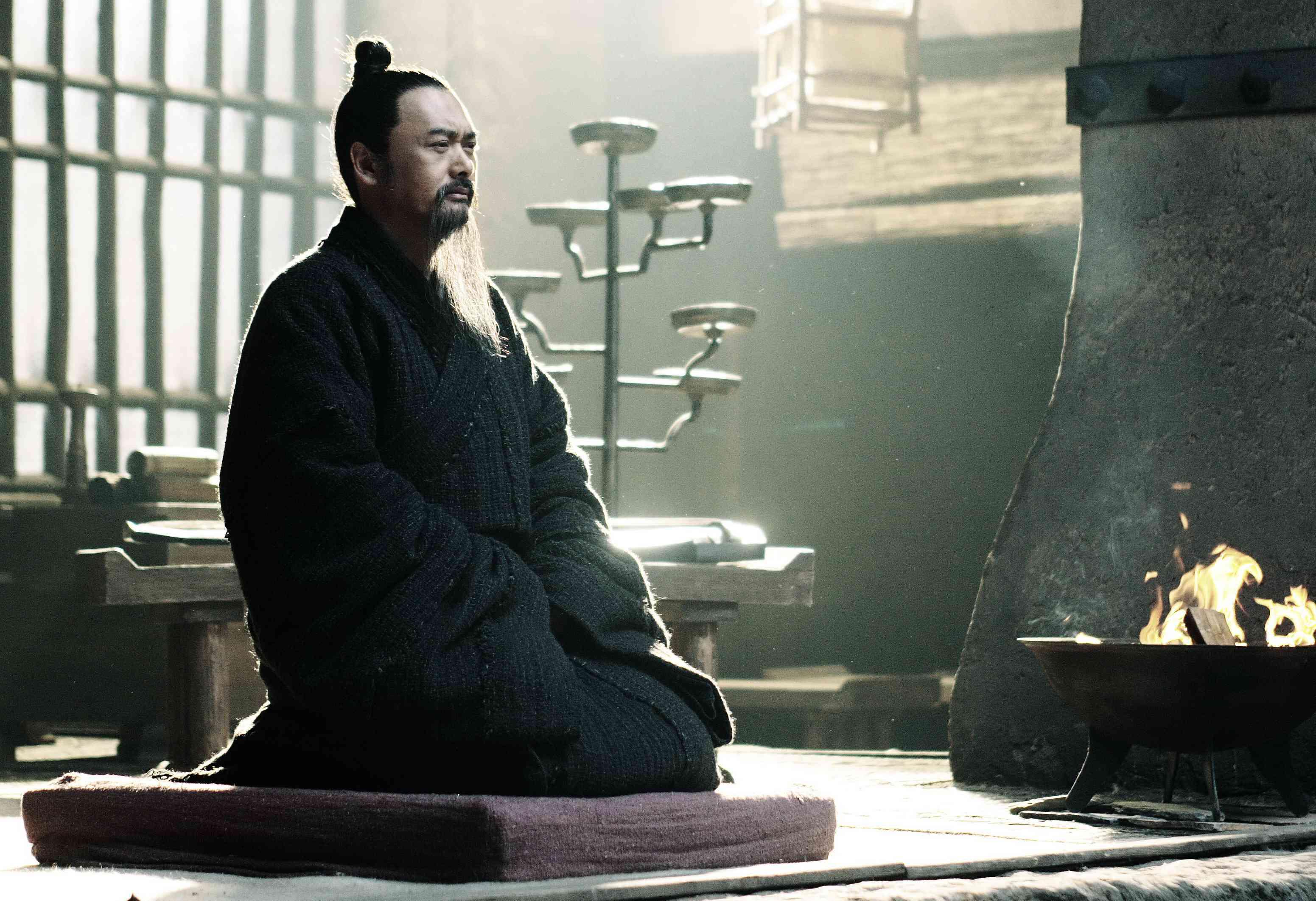 "Chow Yun-Fat in ""Confucius"""