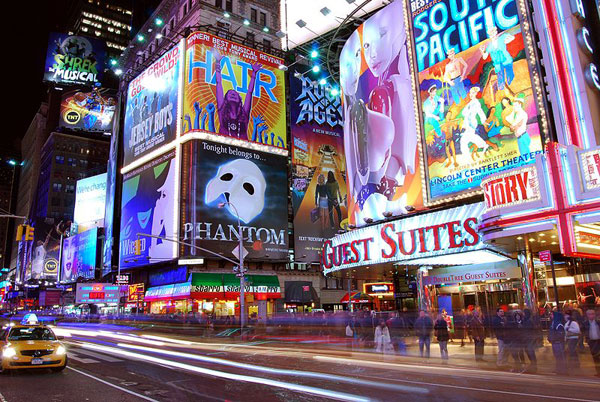 Aaf Most Promising Trip To New York City And Broadway