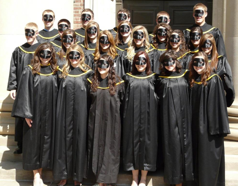 UNL's Black Masque chapter of Mortar Board