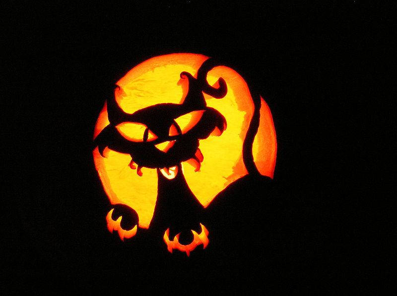 Halloween voting