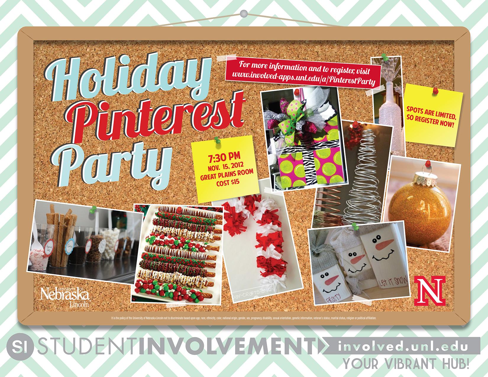 Pinterest Party 2012