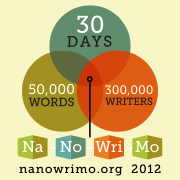 30 days, 50,000 words, 300,000 writers.