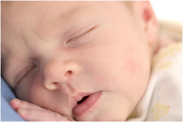 Send us a photo of your baby for our December newsletter!