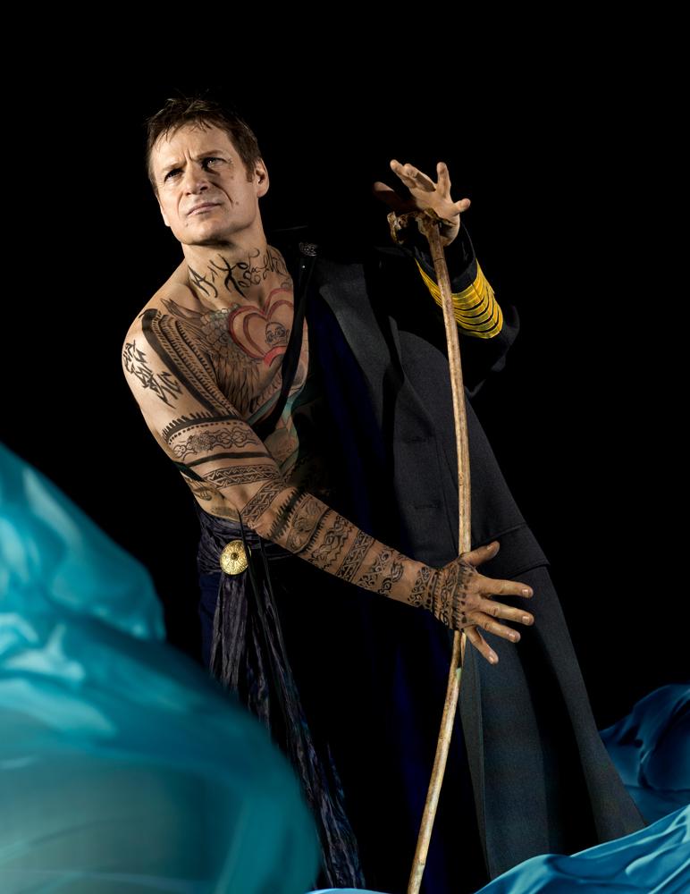"Simon Keenlyside in ""The Tempest."""