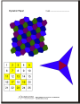 """Use NCTM's """"Dynamic Paper"""" resource to create pages such as this."""