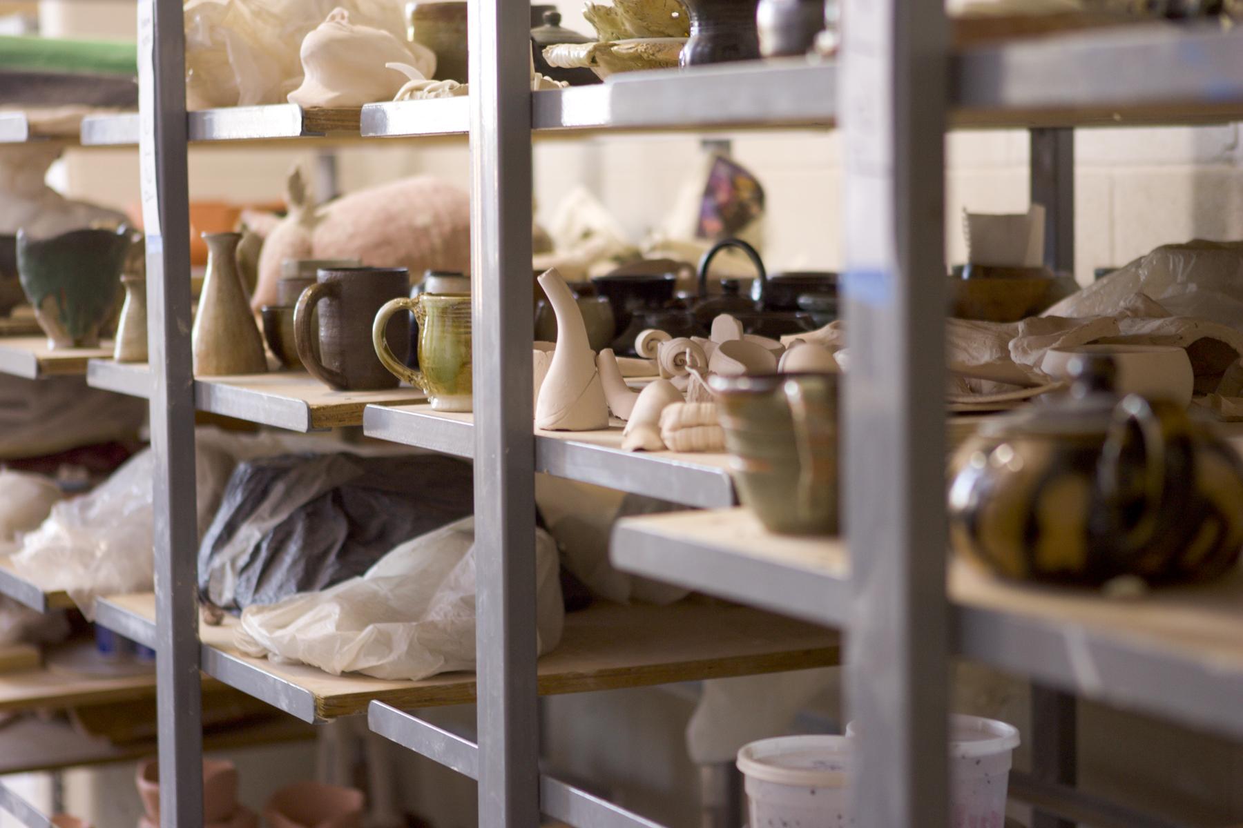 UNL Clay Club's winter ceramics sale is Dec. 7-8.